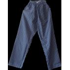 Pitükare Kumaştan İşçi Pantolonu