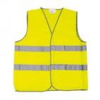Sarı Fosforlu İkaz Yeleği