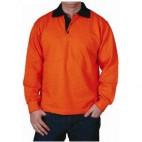 Kışlık Polo Yaka Lacost İş Elbisesi
