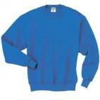 Mavi SweatShirt İş Elbisesi