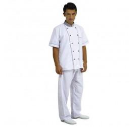 Top Düğmeli Aşçı Ceketi - Aşçı Kıyafeti